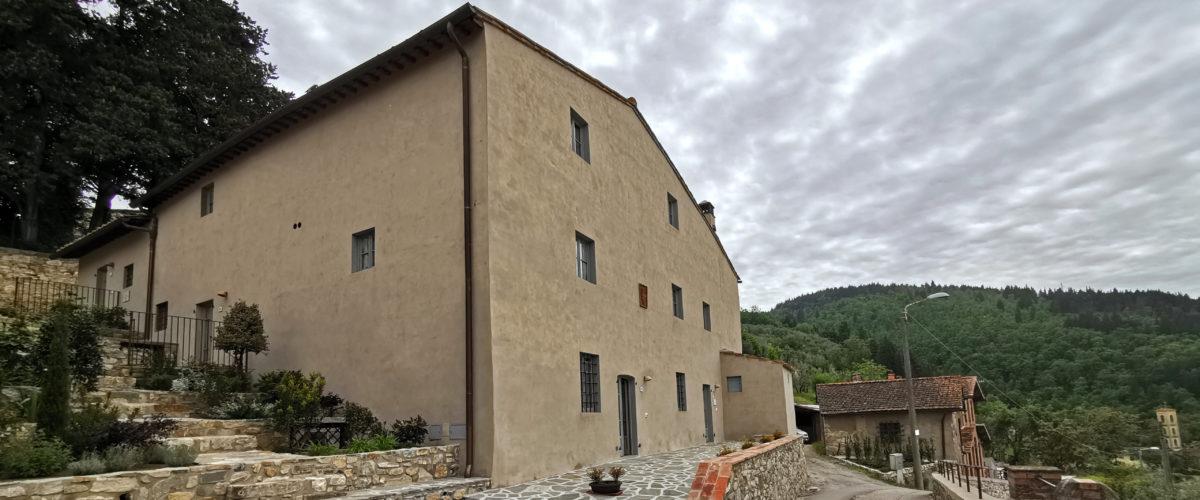 Agriturismo La Terrazza, Comune di Prato, Filettole, La Terrazza Agriturismo, Villa Gherardi, appartamenti, affittacamere, b&b, vicino Prato e Firenze